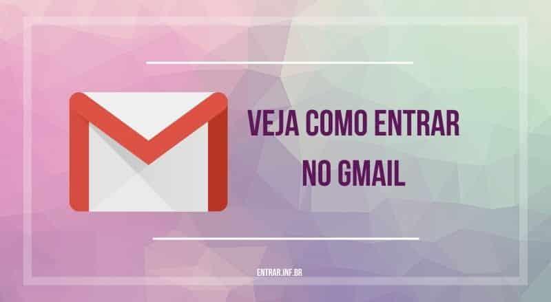 como entrar no gmail